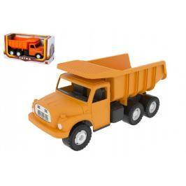 Dino Auto Tatra 148 plast 30 cm - oranžový sklápěč