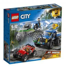 LEGO® City Police 60172 Honička v průsmyku