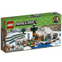 LEGO® Minecraft 21142 Iglú za polárním kruhem