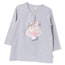 Venere Dívčí tunika Sweetest fashion - béžová