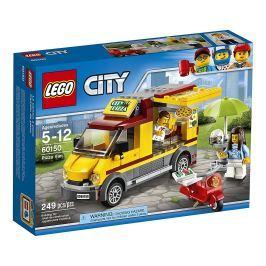 LEGO® City Great Vehicles 60150 Dodávka s pizzou