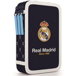 Karton P+P Penál 3 patrový Real Madrid