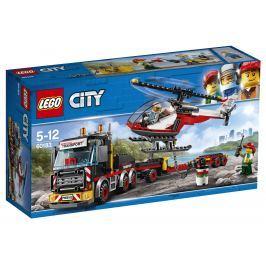 LEGO® City Great Vehicles 60183 Tahač na přepravu těžkého nákladu