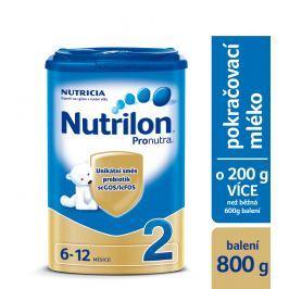 Nutrilon kojenecké mléko 2 Pronutra 800g