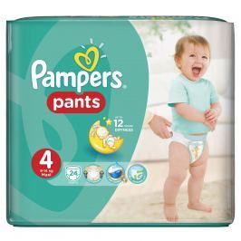 Pampers Pants plenkové kalhotky 4 Maxi (9-14 ks), 24 ks