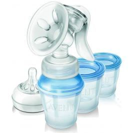 Philips Avent Odsávačka mateř. ml. Natural s VIA systémem