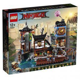 LEGO® NINJAGO® 70657 Přístaviště v NINJAGO® City