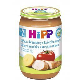 HiPP BIO Rajčata a brambory s kuřecím masem 6x220g