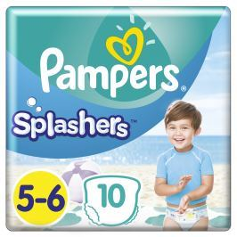 Pampers Pants Splashers Carry Pack S5 10