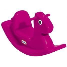 Little Tikes Houpací koník - purpurový
