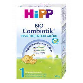 HiPP Kojenecké mléko počáteční HiPP 1 BIO Combiotik 300g