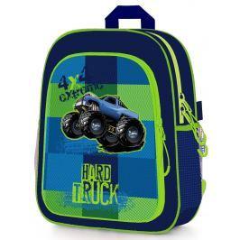 Karton P+P Dětský předškolní batoh Truck
