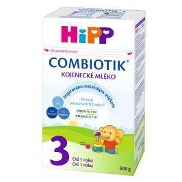 HiPP Pokračovací MKV 3 Junior Combiotik 4x600g