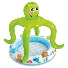 Intex 57115 Bazének se stříškou chobotnice