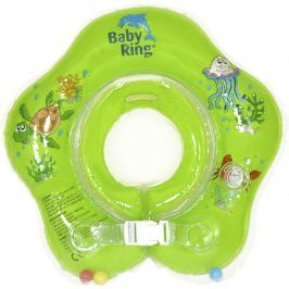Babypoint Baby ring 0-24m, zelená