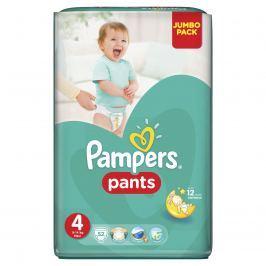 Pampers Pants plenkové kalhotky 4 Maxi (9-14 kg), 52 ks Plenkové kalhotky