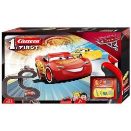 Carrera Autodráha FIRST - 63011 Disney Cars 3