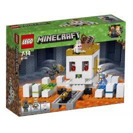 LEGO Minecraft™ 21145 Bojová aréna
