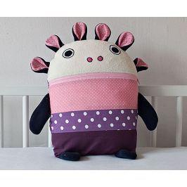 Bartex Design Pyžamožrout, velký - fialovo-růžový