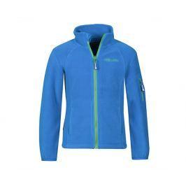 Trollkids Dětská modrá fleecová bunda