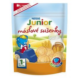 Nestlé JUNIOR máslové sušenky 180g