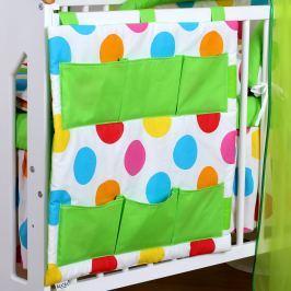 Baby Nellys Kapsář Bubble Baby Dreams - zelený