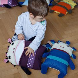 Bartex Design Pyžamožrout, malý - tmavě modrý