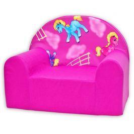 Baby Nellys Dětské křesílko Malý Ponny