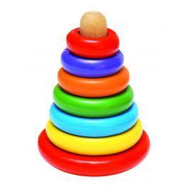 WOODY Magnetická skládací pyramida - Káča