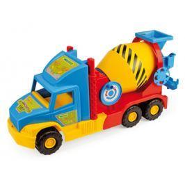 WADER Auto Super Truck domíchávač 53 cm - 2 barevné varianty