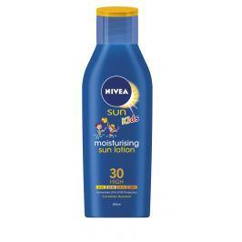 Nivea Sun Dětské mléko na opalování OF30 200 ml