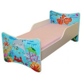 Ourbaby Dětská postel Oceán, 140x70 cm