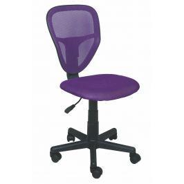 Halmar Dětská židle Spike - fialová