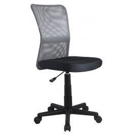 Halmar Dětská židle Dingo - šedá