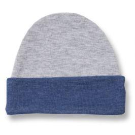 Lafel Chlapecká čepice Dino - šedo-modrá