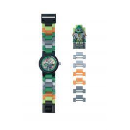 LEGO® Watch & Clock Chlapecké hodinky NEXO KNIGHTS™ Aaron - barevné