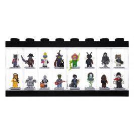 LEGO® Storage Sběratelská skříňka na 16 mini figurek - černá