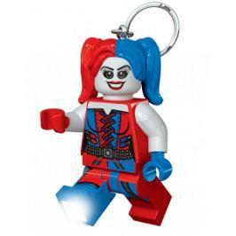 LEGO® LED Lite Dětská svítící figurka DC Super Heroes Harley Quinn - červeno-modrá
