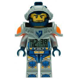 LEGO® Watch & Clock Dětské hodiny s budíkem NEXO KNIGHTS™ Clay