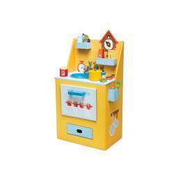 KROOOM Velký hrací set – kuchyňka
