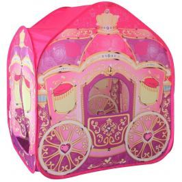 Knorrtoys Dětský stan Princezna Charlotte - růžový