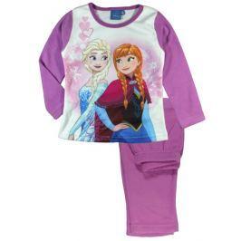 E plus M Dívčí pyžamo Frozen - růžové