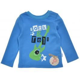 Garnamama Chlapecké tričko Rock & Roll - modré