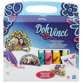 Play-Doh Třpytivý dekorační rámeček