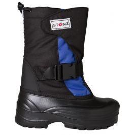 Stonz Chlapecké zimní trekové boty - modré
