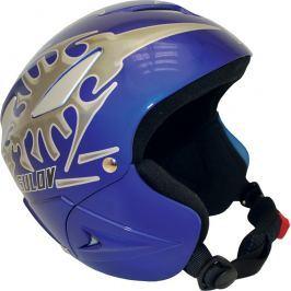 Sulov Lyžařská helma Ranger, modrá - velikost XXS
