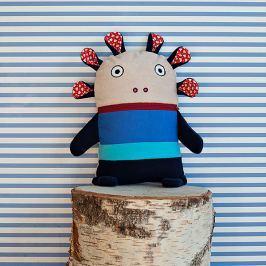 Bartex Design Pyžamožrout, malý - modrý