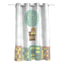 Happynois Dětský závěs Air Balloon, 135x180 cm