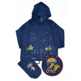 PIDILIDI Chlapecká pláštěnka Krteček - modrá bdf676b373