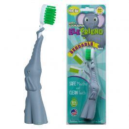 Baby Banana Brush První kartáček slon